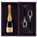 Champagne Krug Grande Cuvée New The Sharing Set