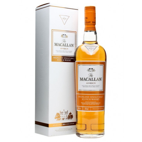 Macallan Single Malt Amber Whisky