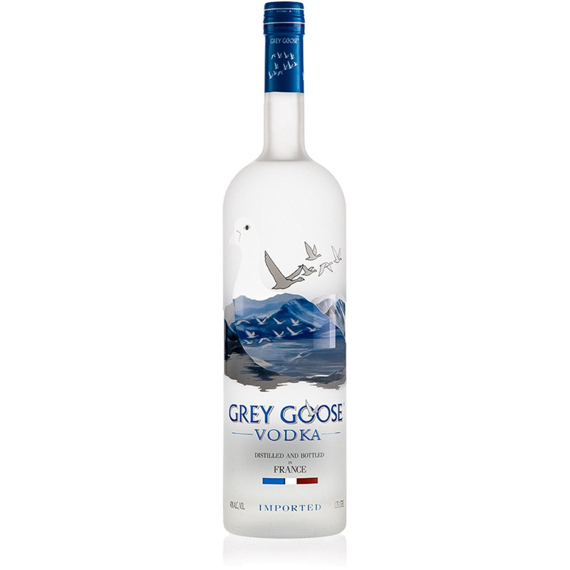 Vodka Grey Goose  LT. 3,0