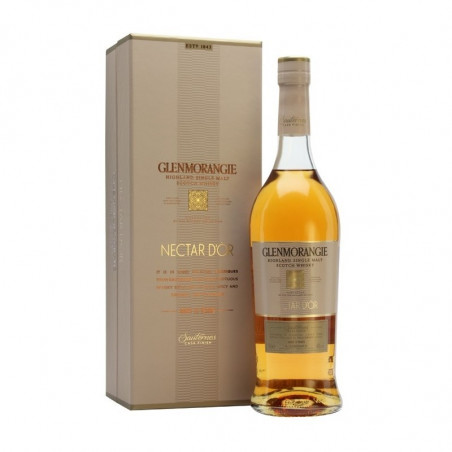 Scotch Whisky Glenmorangie Nectar d'Or