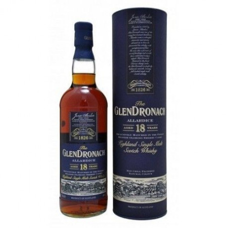 Scotch Whisky Glendronach 18 YO