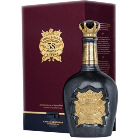 Chivas Regal 38 anni Cofanetto Regalo