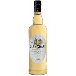 Glen Grant Single Malt Scotch Whisky Aged 5 Years 1.0 Litro