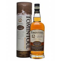 Scotch Whisky Tomintoul 12 Year Oloroso Sherry Cask Finish