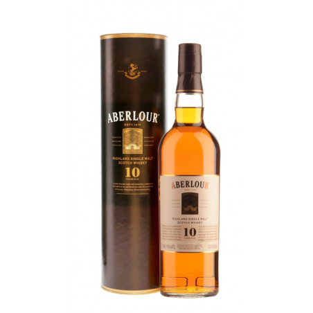 Whisky Single Malt Aberlour 10 Anni