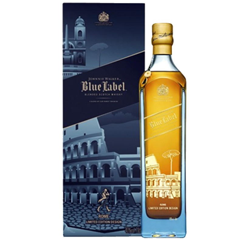 Johnnie Walker blue Label Roma