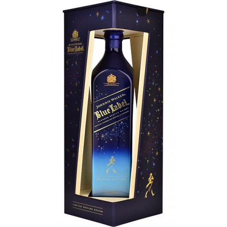 Johnnie Walker Blue Label Scotch Winter Edition