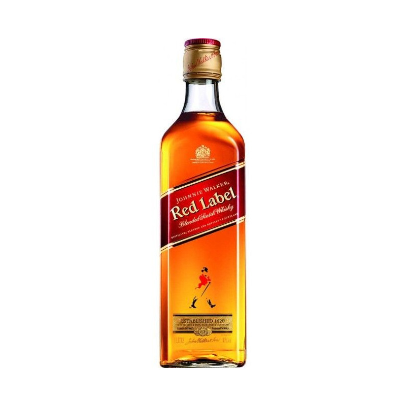 Johnnie Walker Red Label Old Scotch Whisky 70 cl