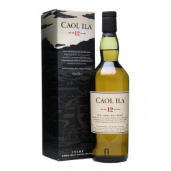 Caol Ila 12 Years Old Islay Single Malt Scotch Whisky 70 cl