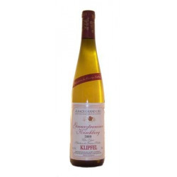 Gewurztraminer Grains Nobles Grand Cru 2000