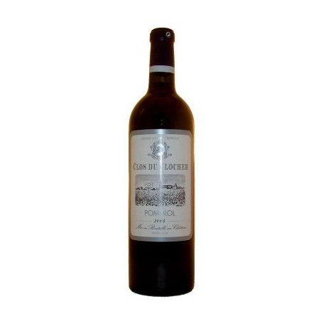 Clos Du Clocher 2004 Bordeaux Pomerol