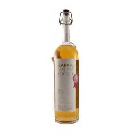 Grappa Poli Sarpa Oro Barrique 70 cl