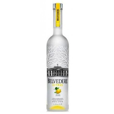 Vodka Belvedere Citrus