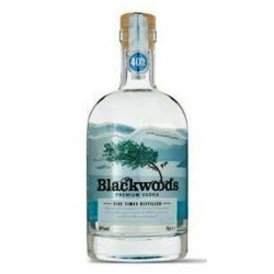 Vodka Blackwood's Premium 70 cl