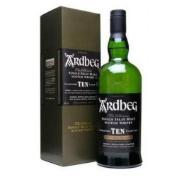 Whisky Ardbeg Ten Islay single malt 10 anni 1 Litro 100cl 46 %