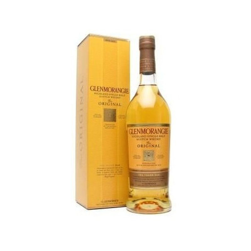 Scotch Whisky Glenmorangie De Original 10 Year Old Astucciato 70 cl