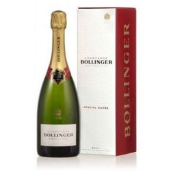 Bollinger Champagne Special cuvée Astucciato