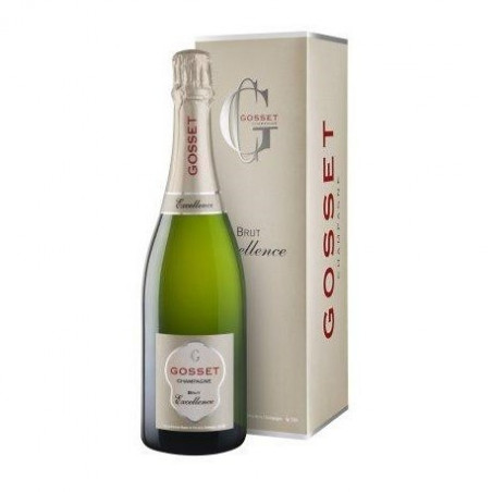 Champagne Gosset Brut Excellence astucciato