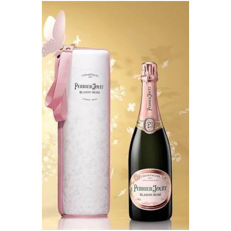 Champagne Perrier Jouet Blason Rose Isotermico