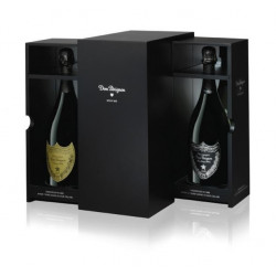 Champagne Dom Perignon 1996 Side by Side