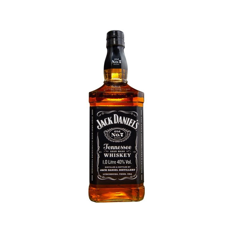 Jack Daniel's Tennessee Whisky Old N. 7 Brand 1 Litro