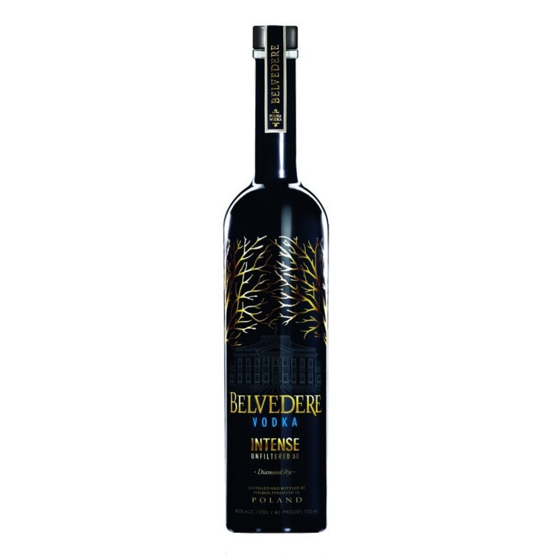 Vodka Belvedere Unfiltered 70 cl