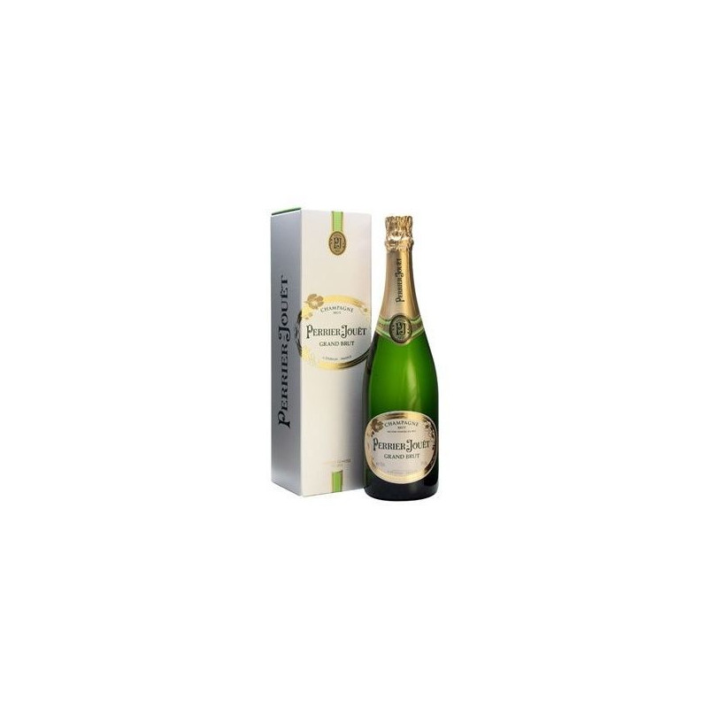 Champagne Perrier Jouet Grand Brut Astucciato