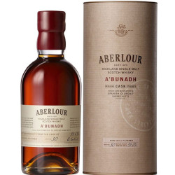 Scotch Whisky Aberlour A' Bunadh