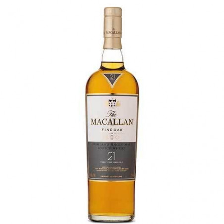 Macallan Fine 21 anni Single Malt Whisky