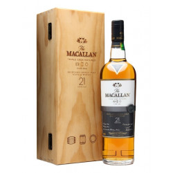 Macallan Fine 21 Years Old  Single Malt Whisky
